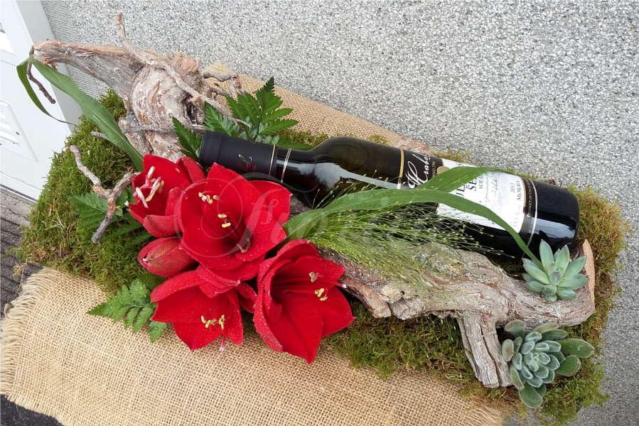 kvetiny-praha-vyzdoba-lahve-amaryllis-sukulenty