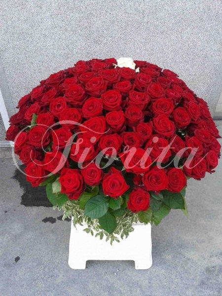 Květinové koše, Flower baskets, Цветочные корзины