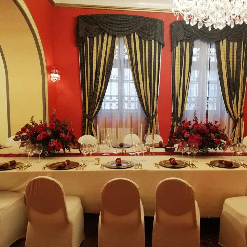 Hochzeit im Alchymist Hotel