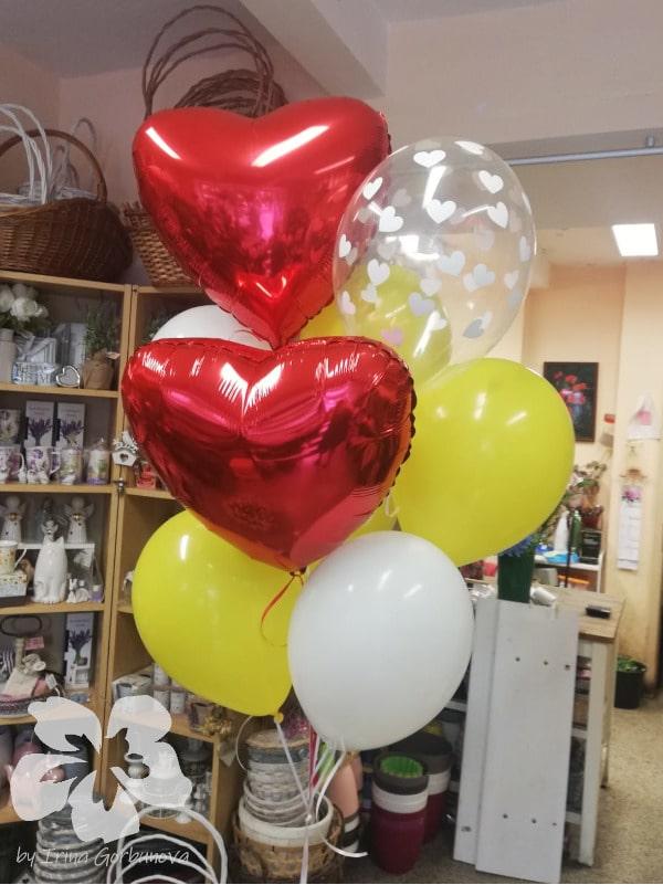 Balónky s heliem