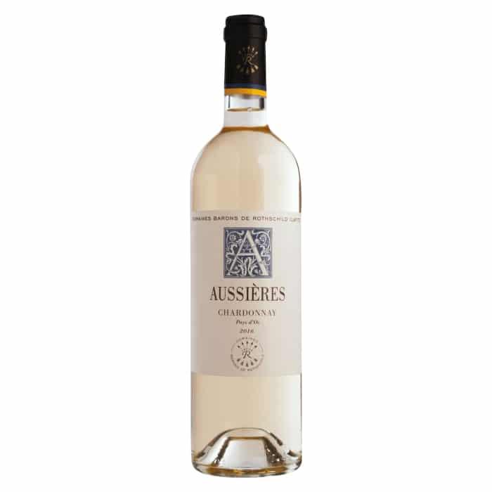 Aussiéres blanc, Chardonnay, Corbiéres IGP d´Oc