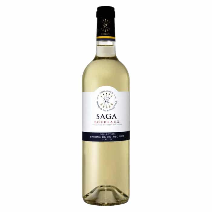 Saga Bordeaux Blanc