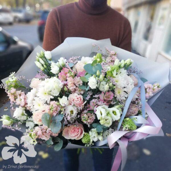 Exkluzivní dárková kytice