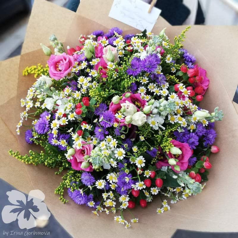 Meadow bouquets