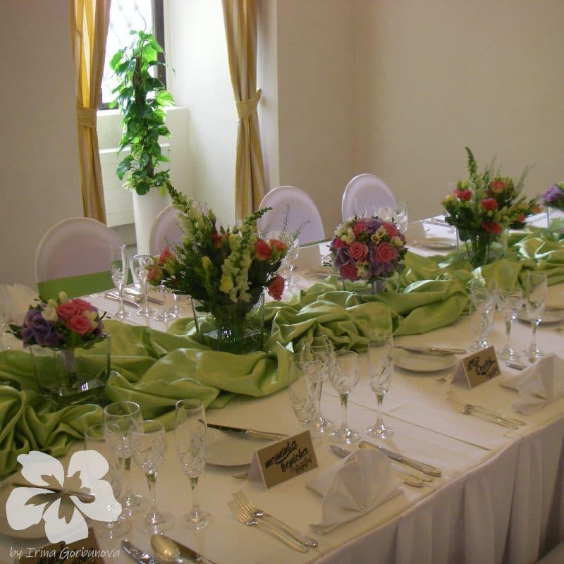 Svatba v Břevnovském klášteře